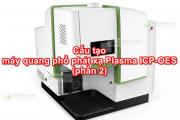 Cấu tạo máy quang phổ phát xạ Plasma ICP-OES (phần 2)